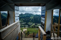 Photo Epic: Track Walk - Les Gets World Cup DH 2021