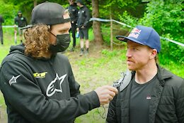 Video: Wyn TV Track Walk - Les Gets World Cup DH 2021