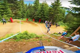 Video: Brook Macdonald's POV Preview of the Les Gets World Cup Track