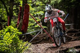 Video: Post-Qualies Interviews With Reece Wilson, Loic Bruni, Vali Holl, & More - Les Gets World Cup DH 2021