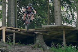 Social Round Up: First Laps on the Rowdy 2021 Les Gets XC World Cup Course