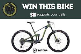Help Keep Sun Valley's Trails Great & Win a Kona Process