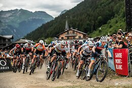 Video: XCC Short Track Highlights from the Les Gets XC World Cup 2021