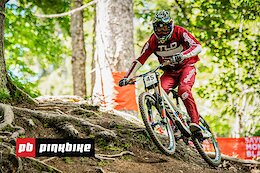 Video: Dissecting Key Sections at Les Gets World Cup DH 2021 with Ben Cathro - Inside The Tape
