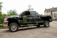 Monster-Monster Trucks Invade!