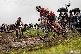 Photo Epic: The Rain, the Mud, and the Suffering - Les Gets XC World Cup 2021