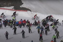 Video: The Winning Run and Mass Start Madness From the 2021 Mountain of Hell