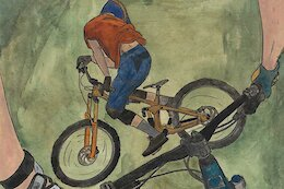 Reader Story: Doodling & Painting in Anticipation of Riding Season in 'A Spring in Paintings'