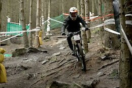 Video: Raw Trackside Footage from British National Downhill at Hamsterley Forest