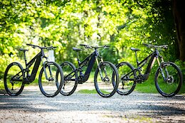 Norco Launches 3 New eMTBs - Batteries Sold Separately
