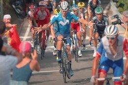 Video: Tour De France Riders Attempt a Mid-Stage Wheelie Contest