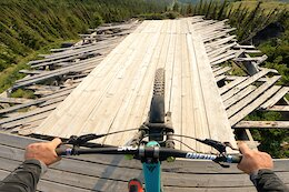 Video: Remy Metailler Shreds the Dirt Diggler Trail in Fernie
