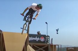 Video Round Up: X Games BMX Dirt & Park Competitions