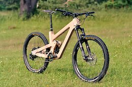Bike Check: The Full Suspension Bike Made From Plywood