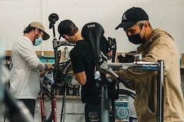 RideWrap Supports Forbidden Synthesis EWS Team for 2021