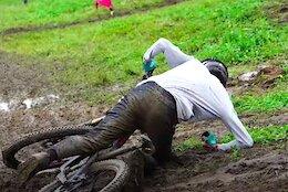 Video: Crashes & Mud at the Red Bull Raw Slalom in Killington, VT