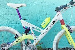 Bike Check: Daniel Manfredsson's Neo-Retro Cannondale Creations