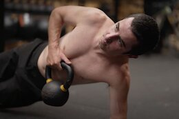 Video: Danny Hart Hits the Gym for a Mid Season Workout
