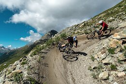 Video: Loic Bruni & Claudio Caluori Shred Alpine Trails in Engadin