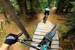Video: Remy Metailler Rides Classic Trails in Kimberley, BC
