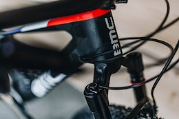 Bike Check: Pauline Ferrand-Prévot, Filippo Colombo & Elisabeth Brandau's Olympic Edition BMC Fourstrokes