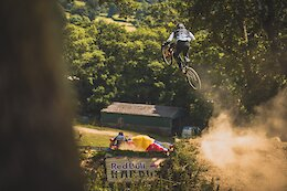 Video: Reece Wilson Decodes the Red Bull Hardline Course One Feature At a Time