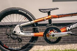 First Ever Two-Speed Olympic BMX Bike Uses Modified Zee Drivetrain
