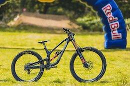Bike Check: Adam Brayton's Nukeproof Dissent 297 - Red Bull Hardline 2021