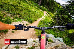 Video: Braydon Bringhurst Finds The Senders At Whitefish Mountain Resort - First Impressions