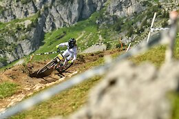 Video & Race Report: Swiss National DH Championships 2021