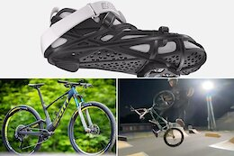 Slack Randoms: $1900 Cycling Shoes, Blue Olympic Forks & More