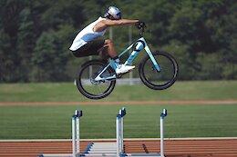 Video: Tomomi Nishikubo Tackles a Pentathlon on his Trials Bike