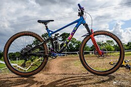 8 Short Travel Rippers of British National 4X Champions
