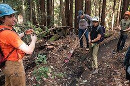 Santa Cruz Mountains Trail Stewardship Introduces Trail Academy Pro Courses
