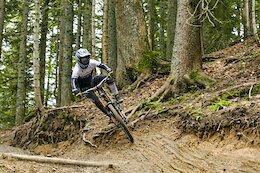 Video: Yuki Kushima Shreds a Muddy Lap in Morzine