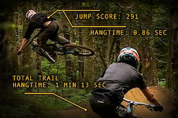 Trailforks Now Provides Garmin Jump Stats
