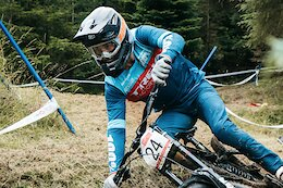 Video: Raw Trackside Footage from British National DH at Innerleithen