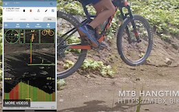 MTB Hangtime - The App That Turns Jumping & Cornering Into a Competition