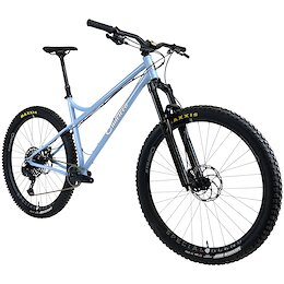 Canfield Bikes Introduces Frost Colourway of Nimble 9 Hardtail