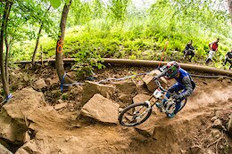 Video: The KHS Pro Team Take on the US Downhill National Series at Mountain Creek