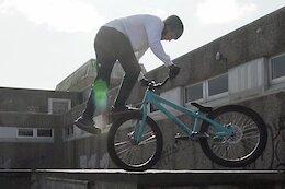 Video: Ben Travis Rides Street Trials in 'A Little Bit of Fourplay'