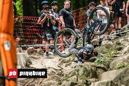 Video: Who's Looking Fast At Maribor World Cup DH 2021? - Up To Speed with Ben Cathro