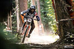 Video Round Up: Flat Out Racing at the Maribor World Cup DH 2021