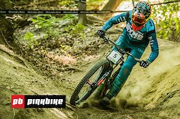 Video: The Line That Won The Men's Race At Maribor World Cup DH 2021