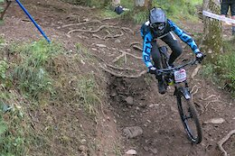 Video: Highlights from the Scottish Downhill Association Round 2 - Innerleithen