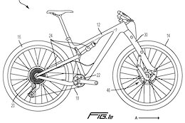 Specialized Granted Patent for Linkage Fork Design