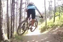 Video: Road Cycling Superstar Peter Sagan Rides MTB in Vallnord