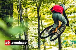 Video: Riding Killington Bike Park's Huge Jumps & Fast Tech with Luca Cometti & Peter Jamison - First Impressions