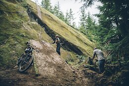 Photo Story: Hannah Bergemann on Trail Building & Guinea Pigging in 'The Next Chapter'