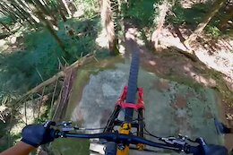 Video: Thomas Genon, Paul Couderc & More Shred Vinny T's Local Trails